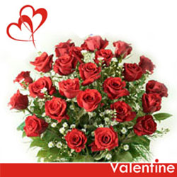 send bunch of classic red roses online to belgaum